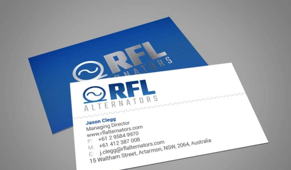 RFL Business Card